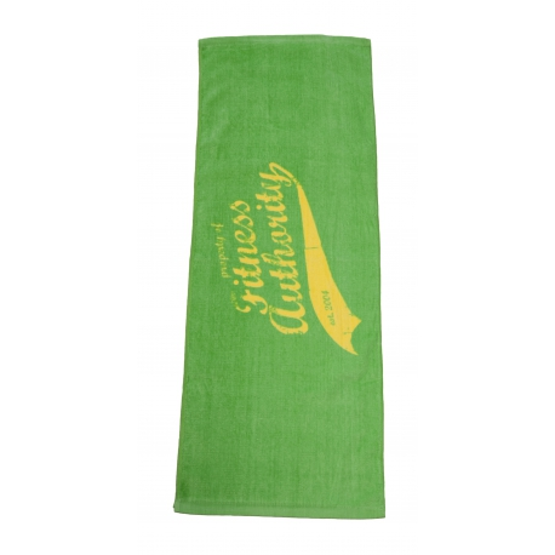 Ręcznik Zielony FA