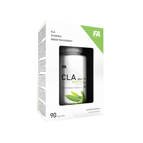 FA CLA plus GREEN TEA 90 kaps