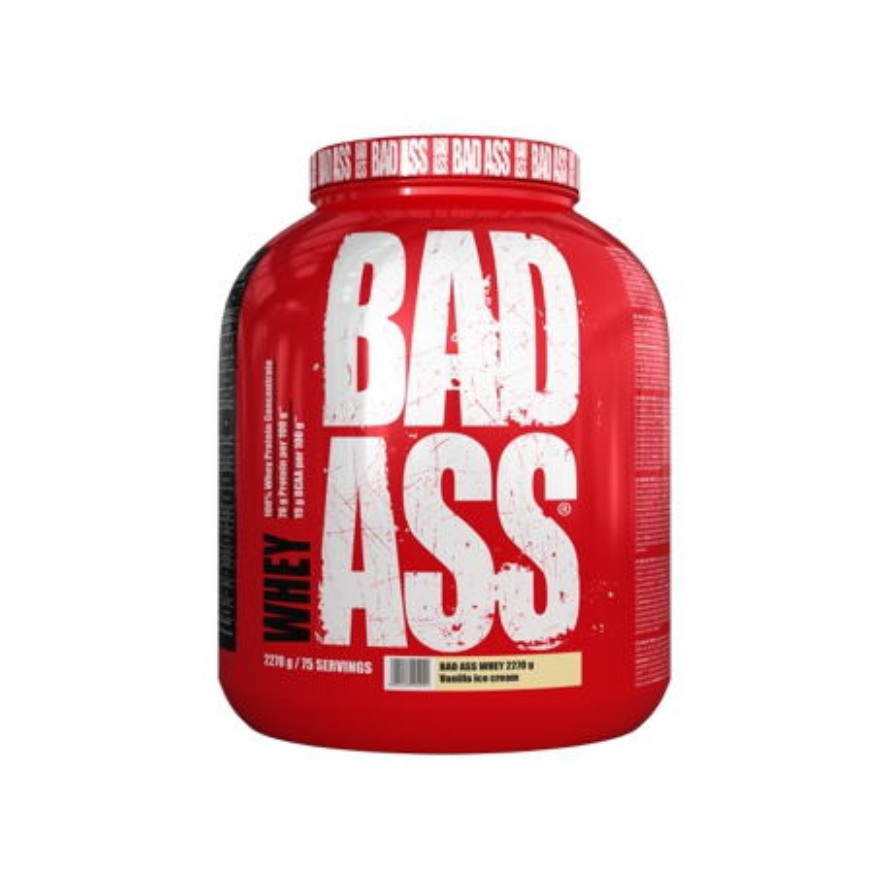 FA BAD ASS Whey 2270 g