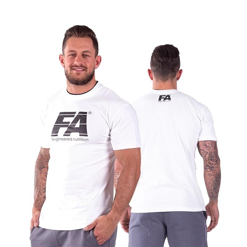 T-shirt FA (Biała)