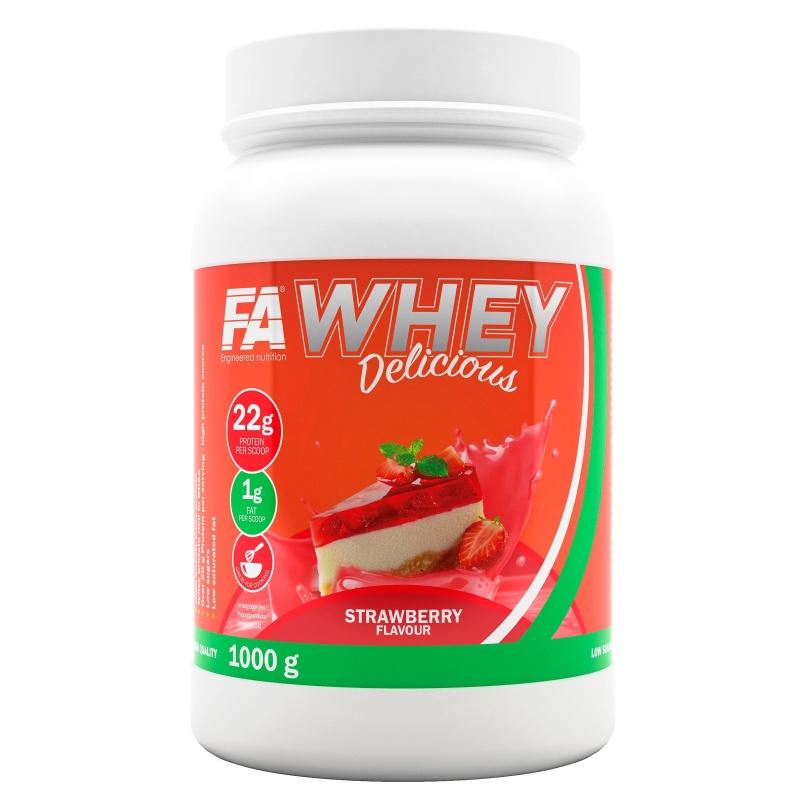 FA Nutrition Whey Protein Delicious