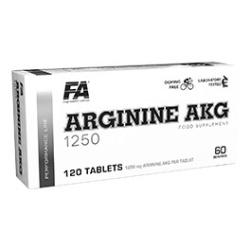 FA Nutrition ARGININE AKG 1250 120 tab