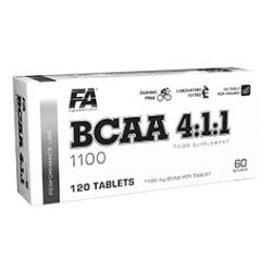 FA Nutrition BCAA 4:1:1 1100 120 tab