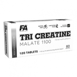 FA Nutrition Tri-Creatine Malate 1100 120 tabl