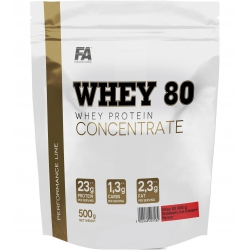 FA Performance Whey 80 500 g