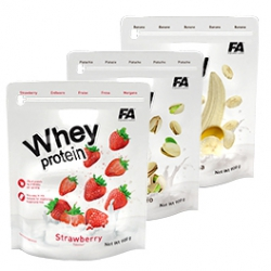 FA Nutrition Whey Protein 3x908g