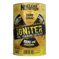 NUCLEAR NUTRITION IGNITER PRE TRAINING CATALYST 400 g