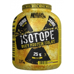 NUCLEAR NUTRITION ISOTOPE WHEY PROTEIN ISOLATE 2270 g