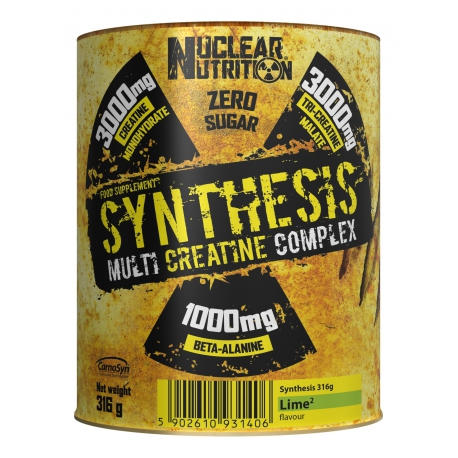 NUCLEAR NUTRITION SYNTHESIS MULTI CREATINE COMPLEX 316g