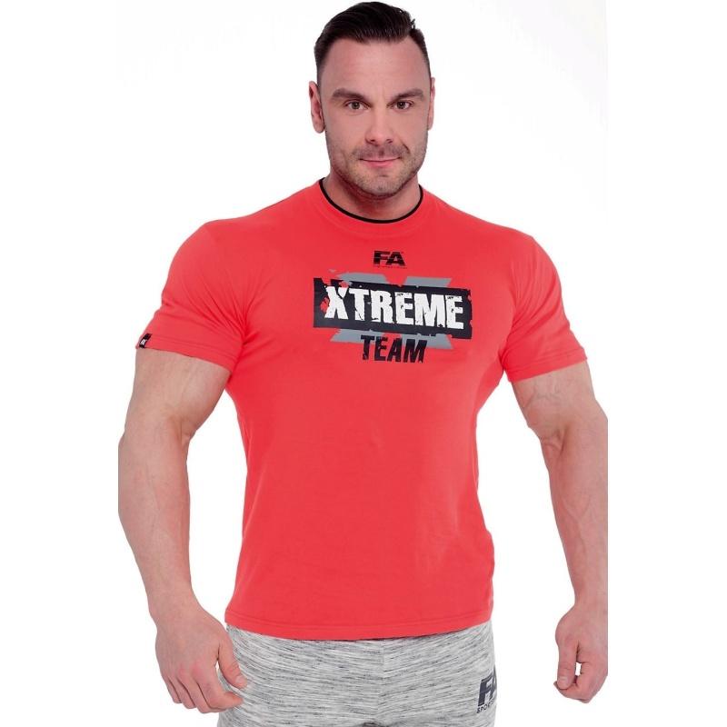 T-shirt FA Xtreme Team (Czerwona)
